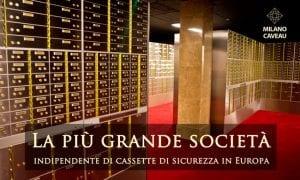 Cassette Di Sicurezza Milano