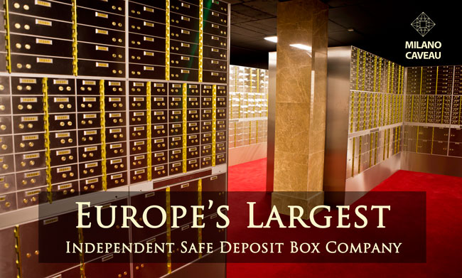 Safe Deposit Box Milan